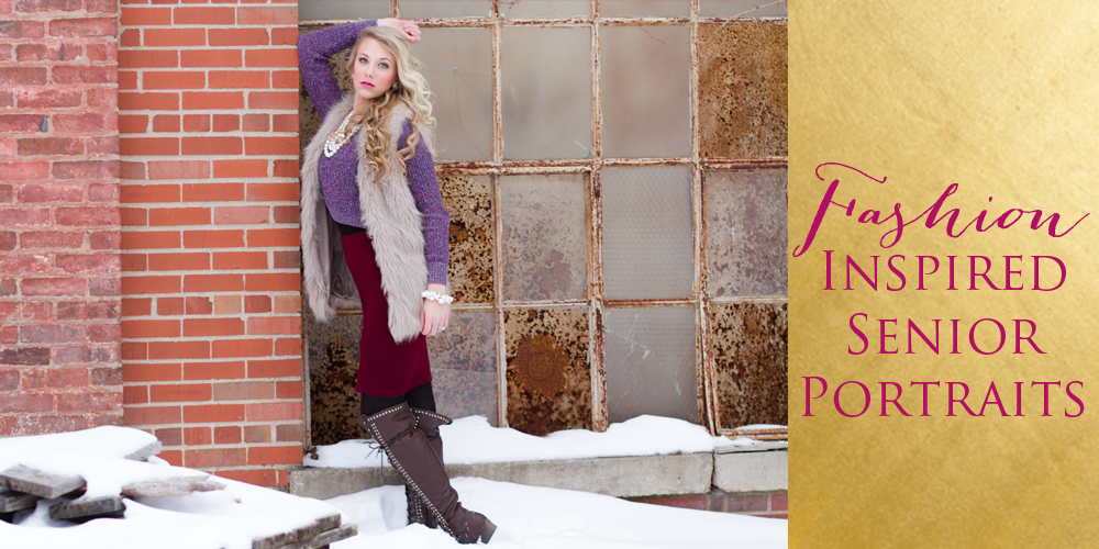 Harrison County Senior Fashion Photographer
