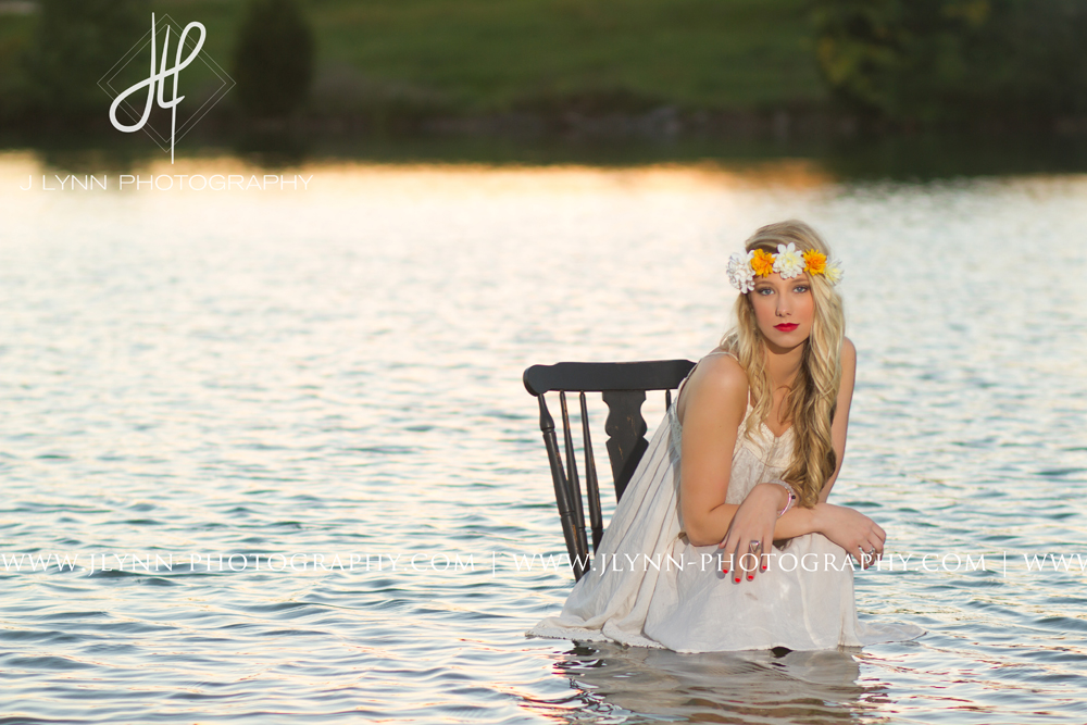 Boho Senior Session, Senior Photographer