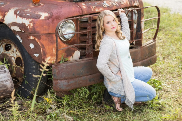 Scott County KY Senior Photographer
